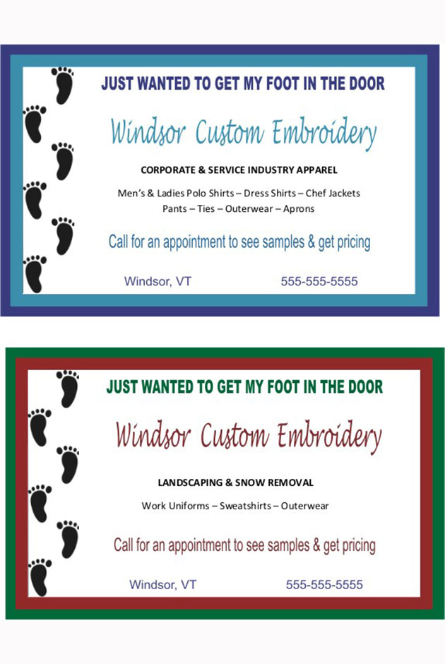 Marketing Your Embroidery Business Impressions