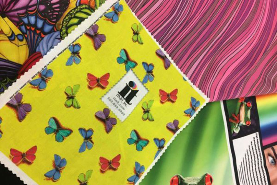 What Are Your Digital Fabric Printing Options Impressions